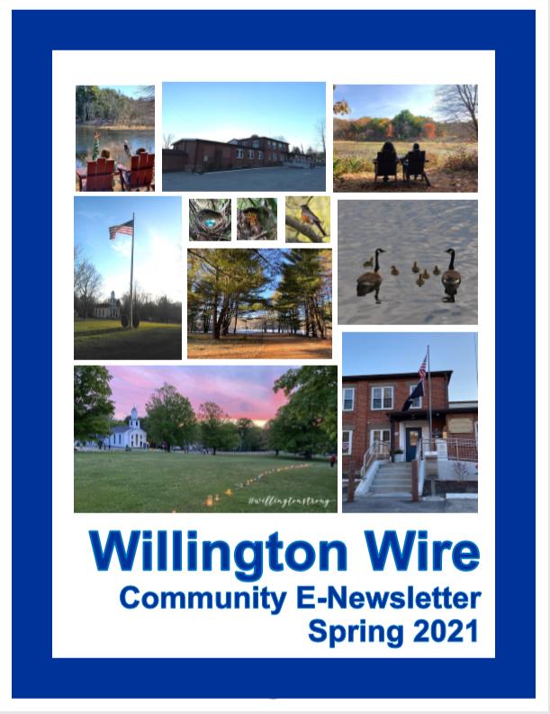 Willington Wire Q2 Spring 2021