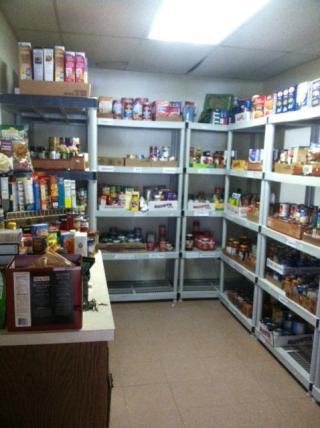 The Willington Food Pantry